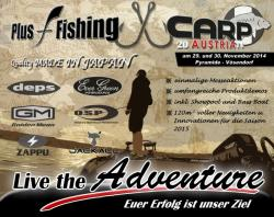 banner plus fishing at carp austria 2014