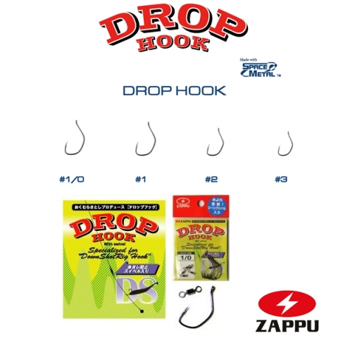 zappu drop hook
