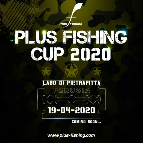 001 PLUS FISHING CUP 2020