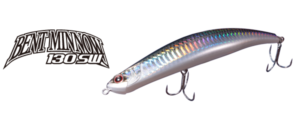 01 02 BENT MINNOW 130SW2