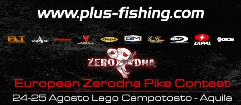 European ZeroDna Pike Event - Lago di Campotosto in belly boat