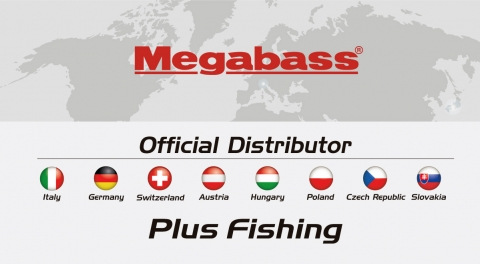 Official Distributor Megabass for Europe