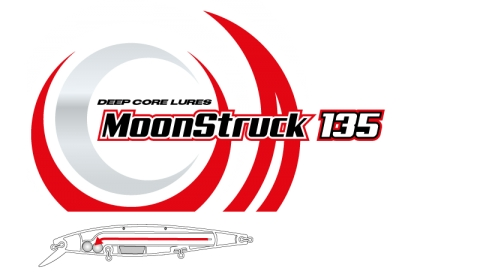 MoonStruck 135 & 100 - new minnow from Plus Fishing & Golden Mean