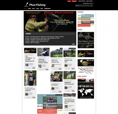Restyling Plus Fishing - Web Site - 2.0
