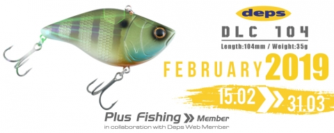 Plus Fishing Membership 2019 - Deps DLC 104